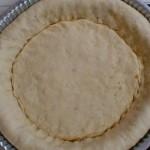 أسهل وصفة لطريقة عمل بيتزا باللحم المفروم 5