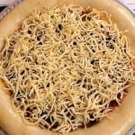 أسهل وصفة لطريقة عمل بيتزا باللحم المفروم 8