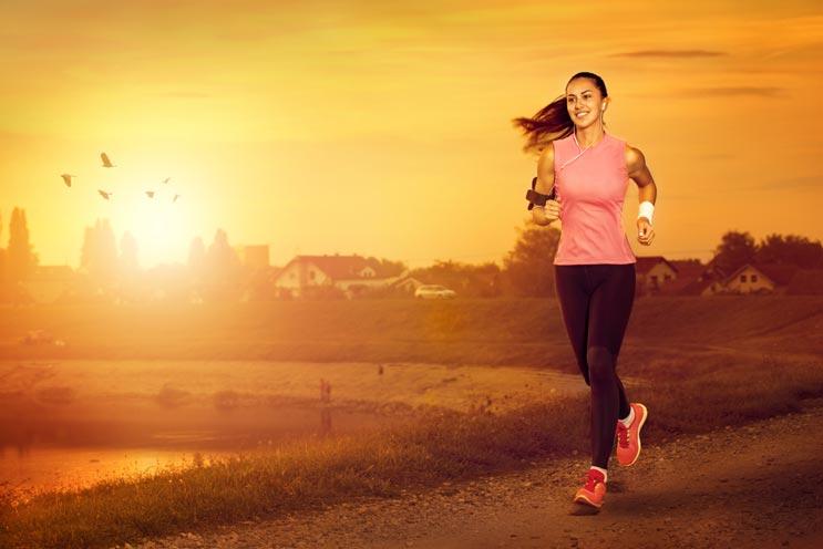 أهم فوائد الجري للصحة