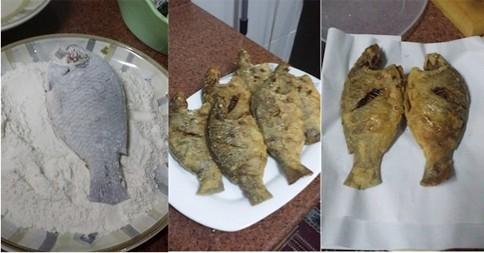 بالصور تحضير السمك المقلي المقرمش بالخلطة السحرية ثقف نفسك
