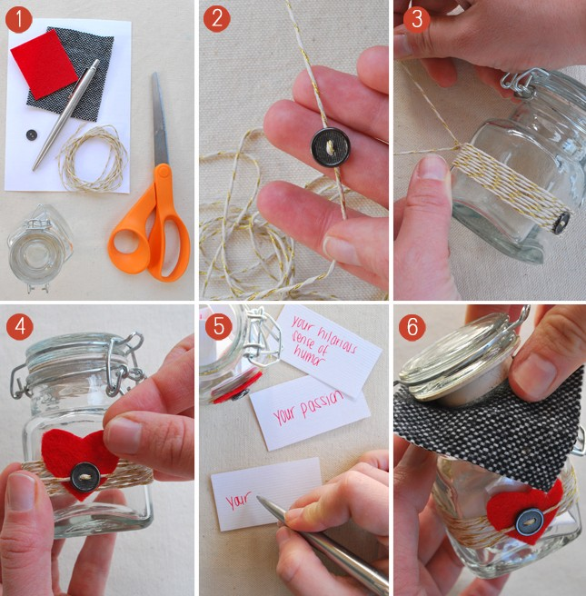 Valentines Day Diy Gifts For Him