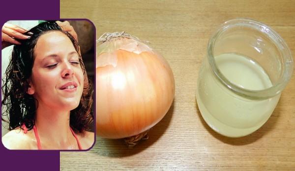عصير البصل لزيادة كثافة الشعر وعلاج التساقط ثقف نفسك