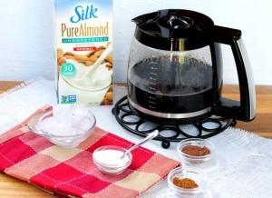 طريقة عمل القهوة المثلجة بالصور 2