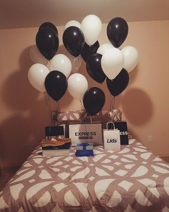 Surprises That I Did For My Boyfriend S Birthday: هدايا عيد الحب تناسب الرجال