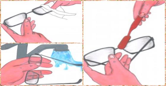 c023f8c82 كيف تقوم بتنظيف عدسة النظارة الطبية بشكل صحيح ؟