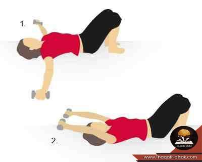 أفضل 10 تمارين شد الصدر بالصور المتحركة ثقف نفسك