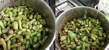 طريقة فريدة لعمل الفول الأخضر بالزيت 8