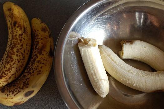 الحفاظ على الموز من السواد