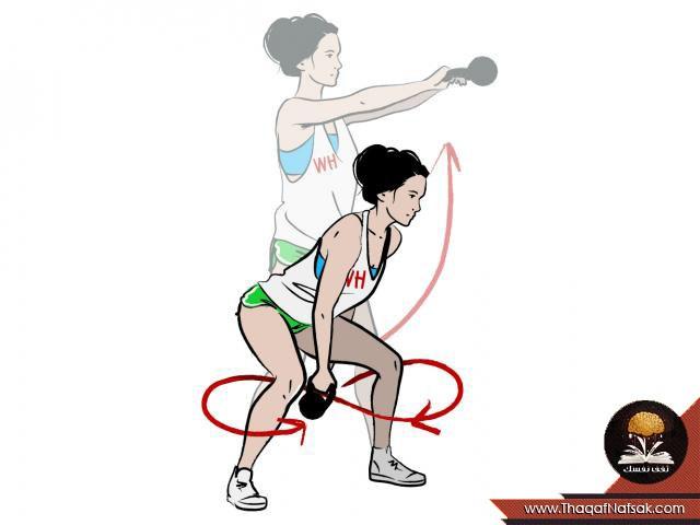 تمارين رياضية فعالة للحصول على بطن مشدود