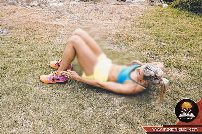 التمارين التي تساعد على رفع معدل الحرق بالجسم 8
