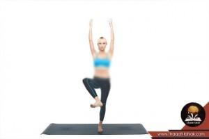 تمارين اليوغا لزيادة التركيز 6
