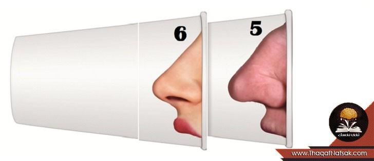 ماذا يقول شكل أنفك عن شخصيتك 4
