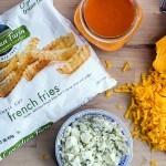 بطاطس بالجبنة في الفرن وصفة بالصور