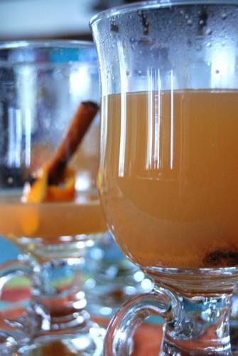مشروب خل التفاح بالبرتقال والقرنفل - ثقف نفسك 6