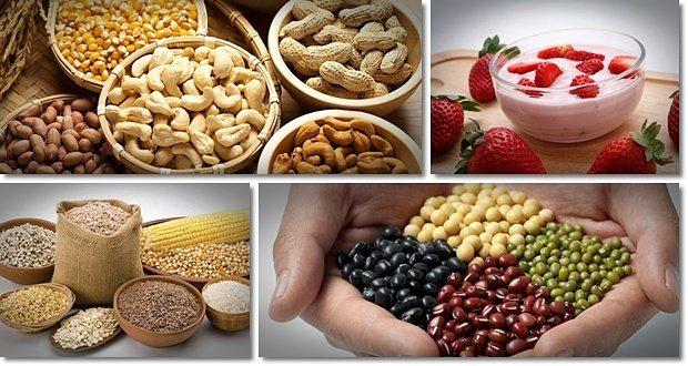 أطعمة تعزيز من صحة الجسم