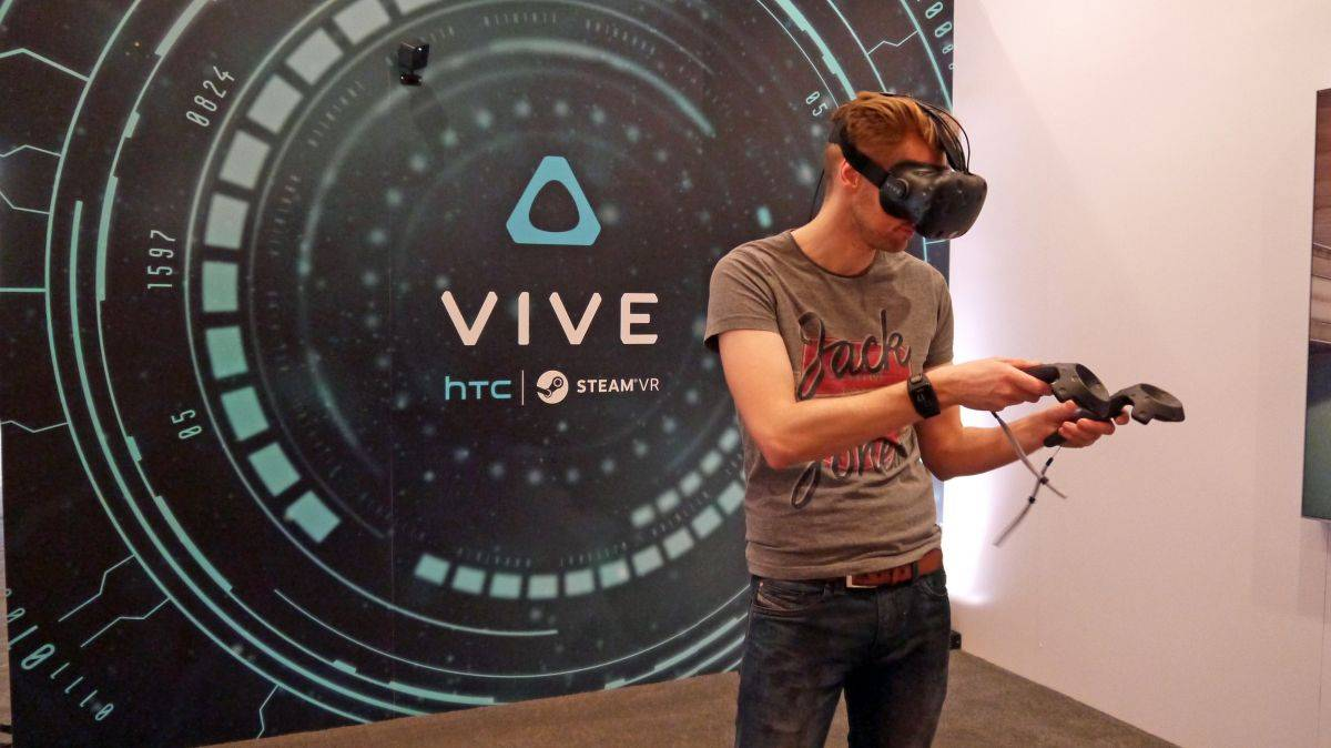دخول HTC العالم الافتراضي الحقيقي ،ثثقف نفسك 1