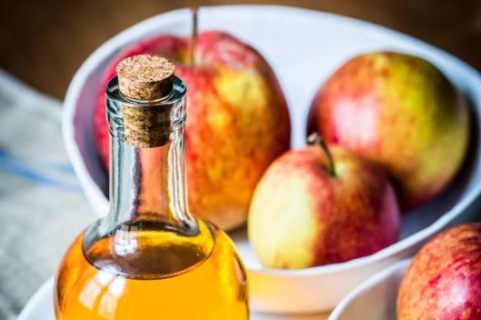 خل التفاح أثناء الرضاعة