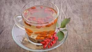 شاي البرباريس
