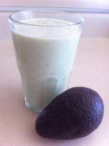 عصير الافوكادو