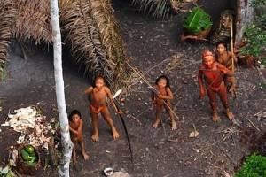 قبائل منعزلة عن العالم 6