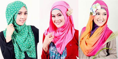 a782bb976b0cb تعرفي علي لفة الحجاب المناسبة لشكل الوجه بالصور11