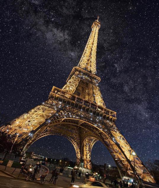 حقائق عن برج إيفل 33