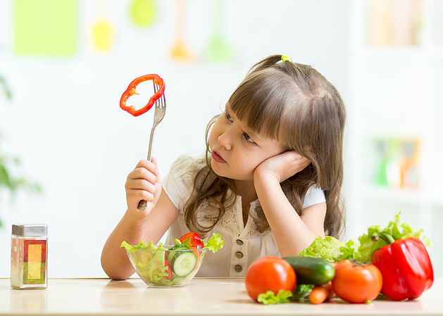أسباب الجوع المستمر عند الأطفال