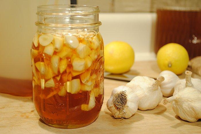 تقوية الجهاز المناعي بالعسل والثوم خلطة صحية مفيده ثقف نفسك