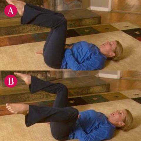 تمارين لشد العضلات البطن، ثقف نفسك 3