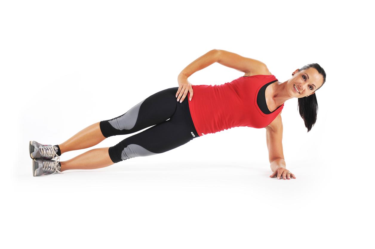 تمارين لشد العضلات البطن، ثقف نفسك 5