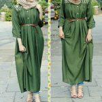 أحدث موضة ملابس المحجبات التركية بالصور 10