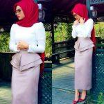 أحدث موضة ملابس المحجبات التركية بالصور 11