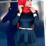 أحدث موضة ملابس المحجبات التركية بالصور 13