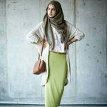 أحدث موضة ملابس المحجبات التركية بالصور 22