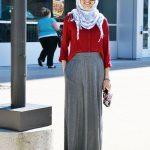 أحدث موضة ملابس المحجبات التركية بالصور 25