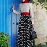 أحدث موضة ملابس المحجبات التركية بالصور 28