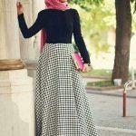 أحدث موضة ملابس المحجبات التركية بالصور 31