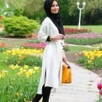 أحدث موضة ملابس المحجبات التركية بالصور 42