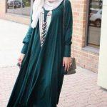 أحدث موضة ملابس المحجبات التركية بالصور 8
