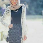 أحدث موضة ملابس المحجبات التركية بالصور24