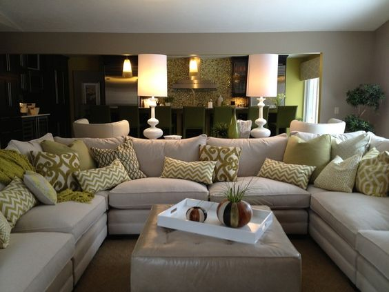White Leather Modern Couch