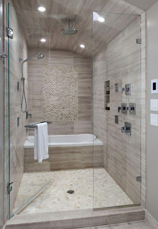 تصاميم ديكور حمامات مودرن بالصور