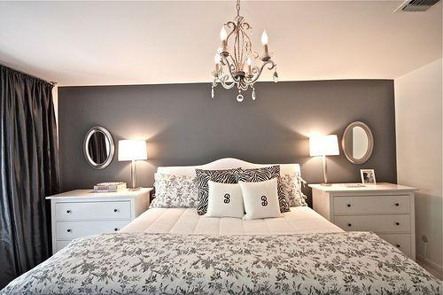غرف نوم حديثة بالصور
