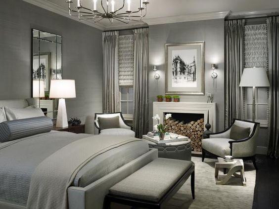 معايير غرفة النوم الرئيسية