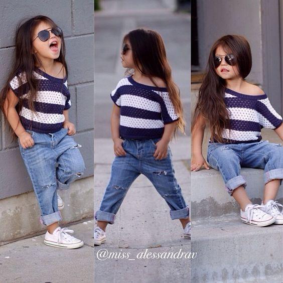 9644b91ac أحدث ملابس أطفال بنات بالصور