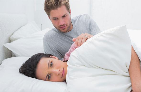 وصفات طبيعية للبرود الجنسي عند النساء