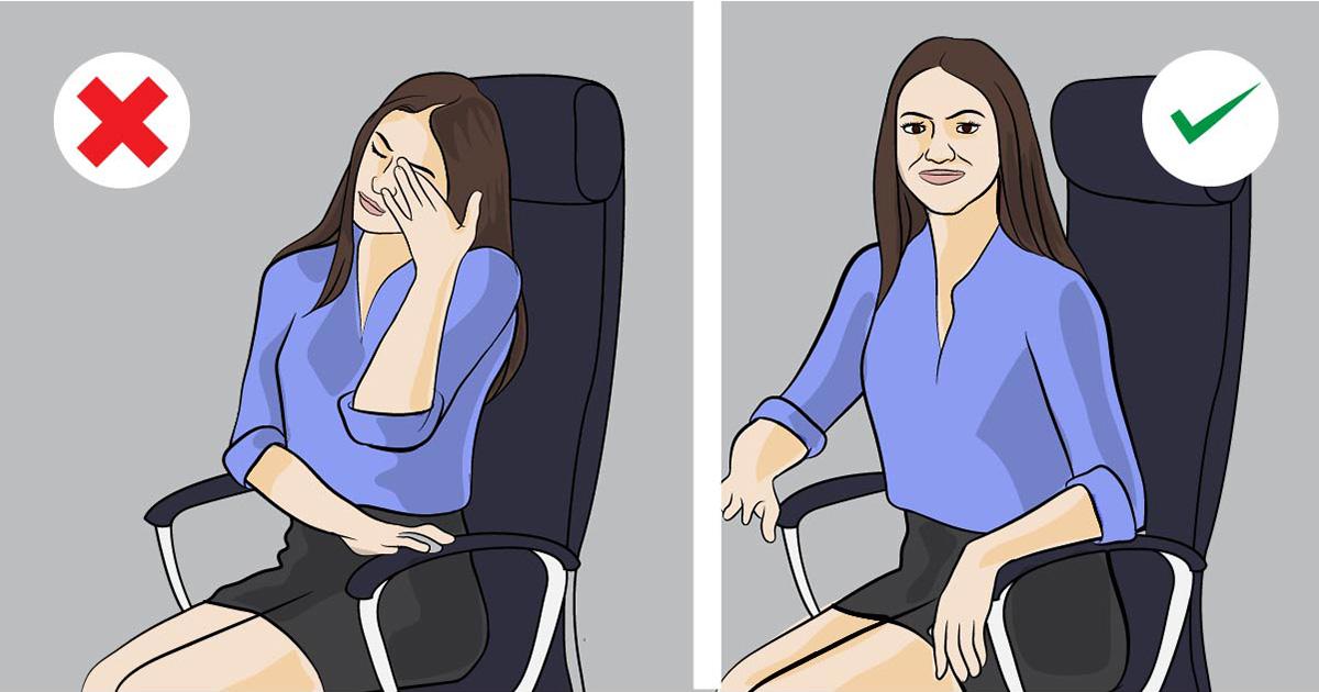كيفية الجلوس بشكل صحيح في العمل للحفاظ علي صحتك ثقف نفسك
