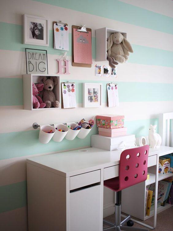 مكاتب مذاكرة للأطفال بالصور