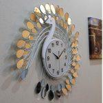 ساعات حائطية جدارية تزيد جمال ديكور المنزل