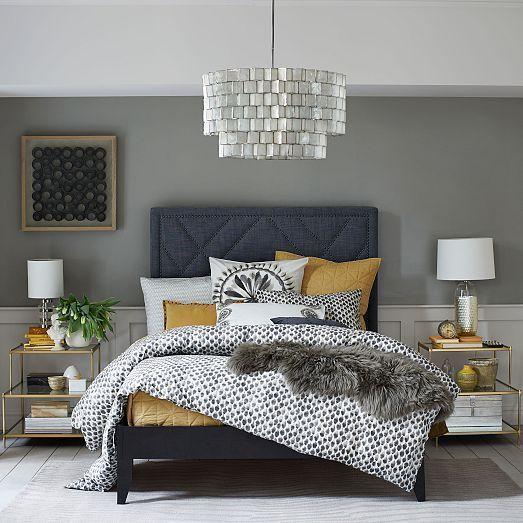 Best 25+ Navy Yellow Bedrooms Ideas On Pinterest | Navy Bedroom Decor,  Bedroom Lamps Yellow And Yellow Bedroom Decorations